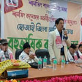 Multi-lingual Poetry session held in Lumding